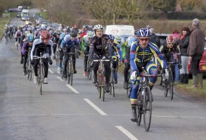 aIMG_9873 Peloton finish close to the leaders