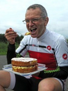 e Let them eat cake - at 99 miles